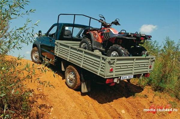 УАЗ Cargo CarsLib.RU - все об автомобилях, библиотека самой полезной информации для автомобилиста